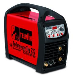Сварочный аппарат TELWIN Technology TIG 222 AC/DC-HF/LIFT VRD230V / 816033